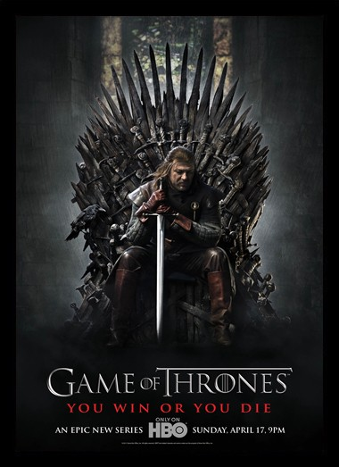 Quadro Poster Series Game of Thrones 12