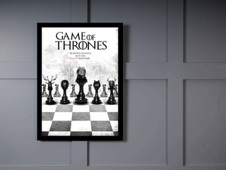 Quadro Poster Series Game of Thrones 18 na internet