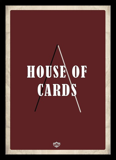 Quadro Poster Series House of Cards 2