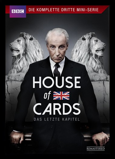 Quadro Poster Series House of Cards 4