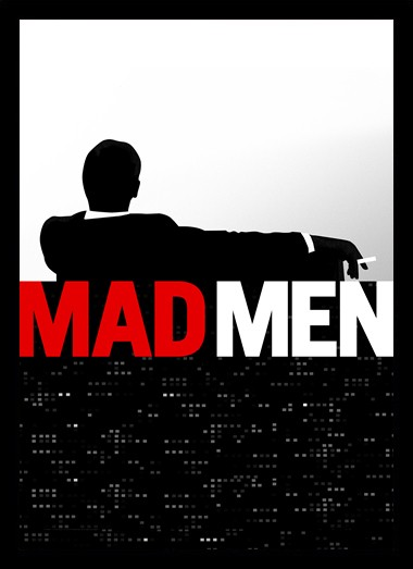 Quadro Poster Series Mad Men 3