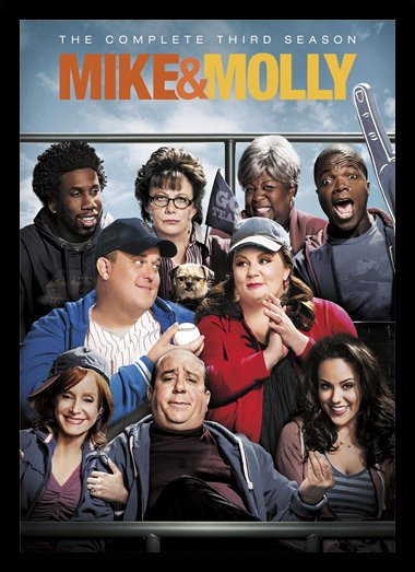 Quadro Poster Series Mike e Molly 3