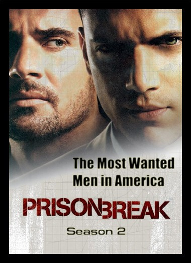 Quadro Poster Series Prison Break 1