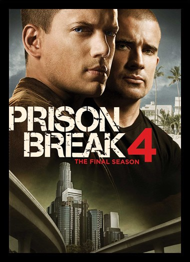 Quadro Poster Series Prison Break 3