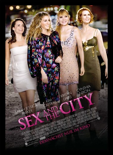 Quadro Poster Series Sex and the City 9