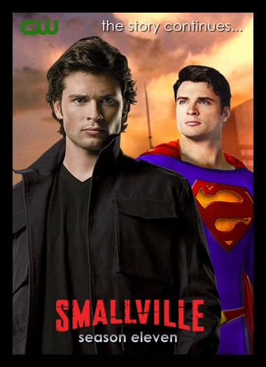 Quadro Poster Series Smallville 1