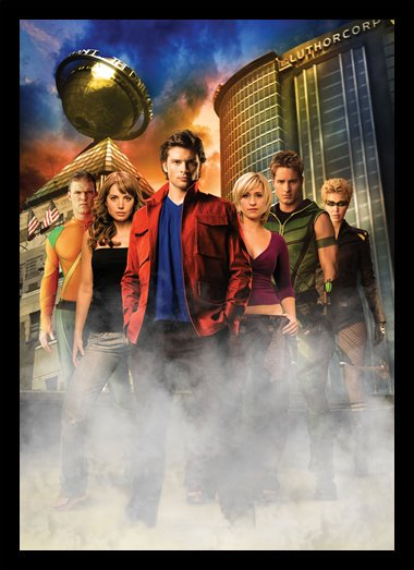 Quadro Poster Series Smallville 2