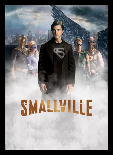 Quadro Poster Series Smallville 3