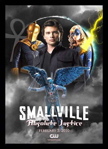 Quadro Poster Series Smallville 4