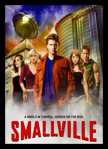 Quadro Poster Series Smallville 5