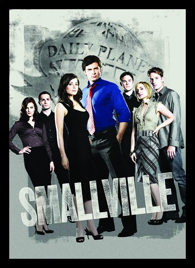 Quadro Poster Series Smallville 6