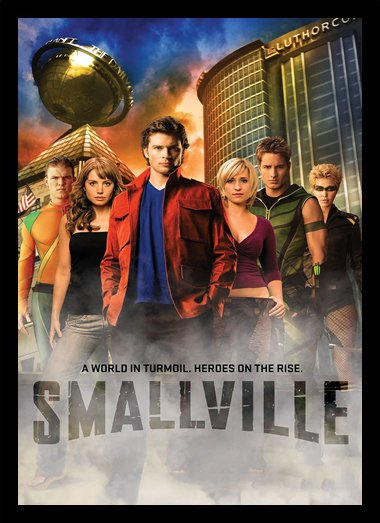 Quadro Poster Series Smallville 8