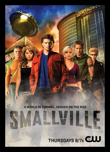 Quadro Poster Series Smallville 11