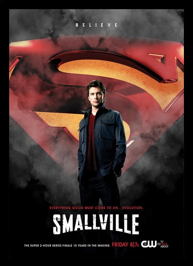 Quadro Poster Series Smallville 12