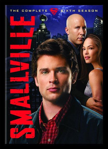 Quadro Poster Series Smallville 13