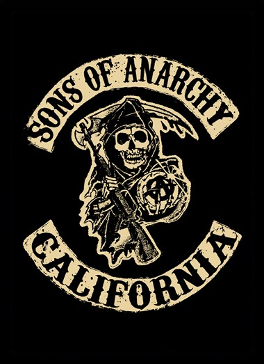 Quadro Poster Series Sons of Anarchy 5