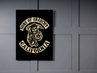 Quadro Poster Series Sons of Anarchy 5 en internet