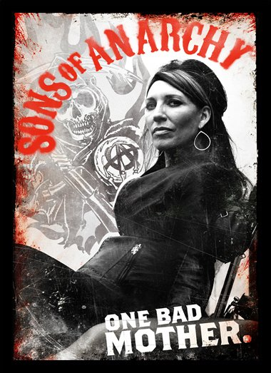 Quadro Poster Series Sons of Anarchy 6