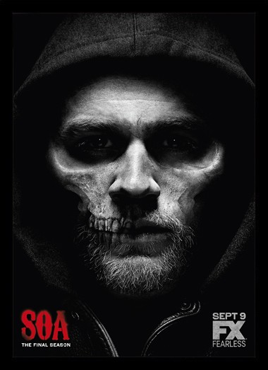 Quadro Poster Series Sons of Anarchy 17