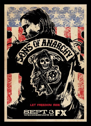 Quadro Poster Series Sons of Anarchy 18