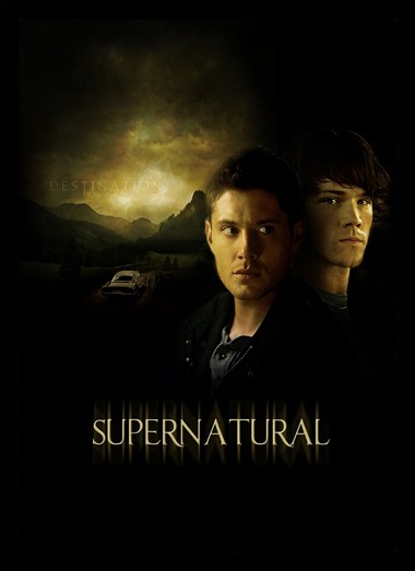 Quadro Poster Series Supernatural 7