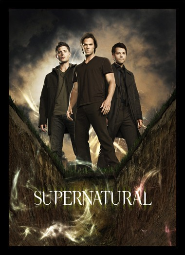 Quadro Poster Series Supernatural 8