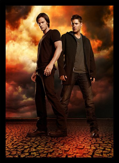 Quadro Poster Series Supernatural 11