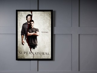 Quadro Poster Series Supernatural 16 na internet