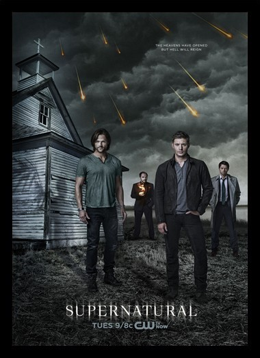 Quadro Poster Series Supernatural 21