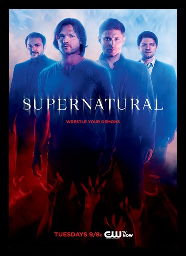 Quadro Poster Series Supernatural 22