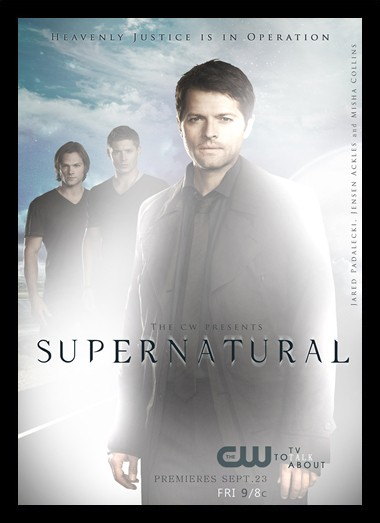 Quadro Poster Series Supernatural 25