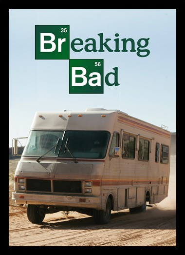 Quadro Poster Series Breaking Bad 34
