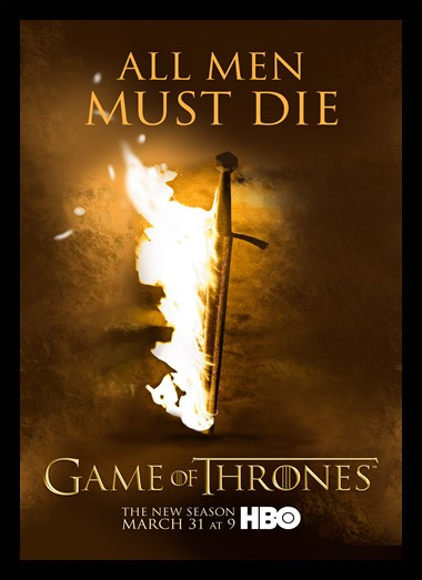 Quadro Poster Series Game of Thrones 23