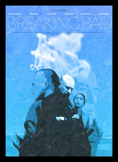 Quadro Poster Series Breaking Bad 38