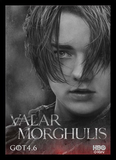 Quadro Poster Series Game of Thrones 20