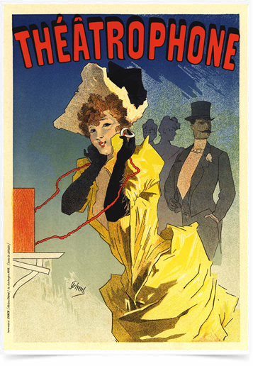 Poster The Belle Epoque Theatrophone