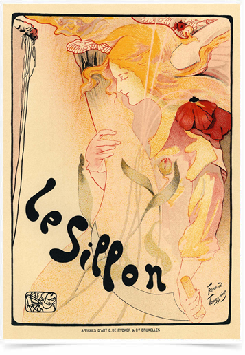Poster The Belle Epoque Le Sillon