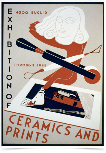Poster Propaganda Ceramics And Prints