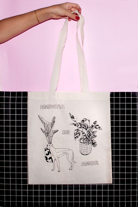 Tote Bag - EMPATIA