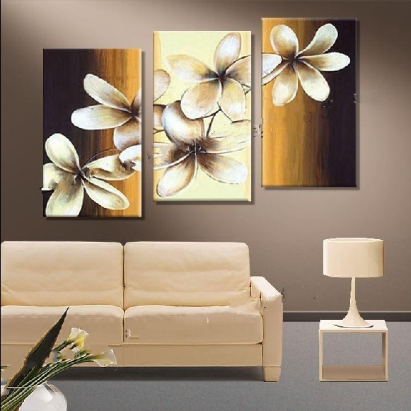 Quadro decorativo flores florais cod 1722 for Donde venden stickers para pared