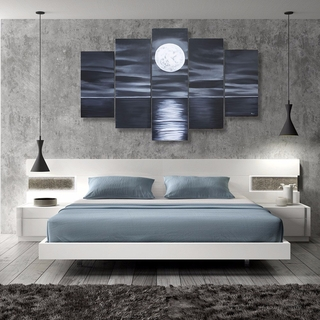 Quadro Decorativo Abstrato Cod 1709