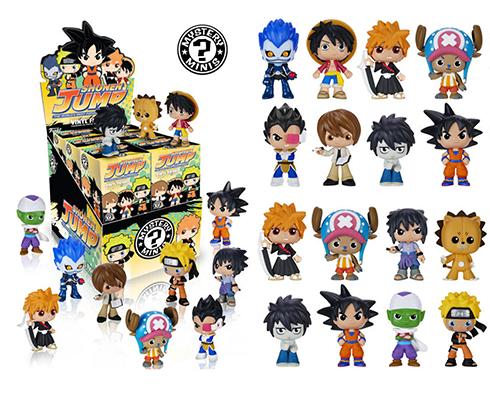 Funko Mystery Minis Shonen Jump One Mystery Figure One