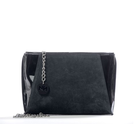 CARTERA MINI BLACK