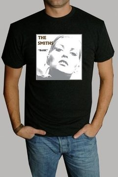 Playera Dethe Smiths How Soon Is Now Albums 100% Calidad