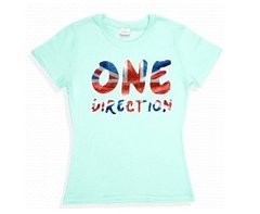 Imagen de Playera O Camiseta One Direction Logo Clasico