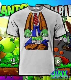 Playeras O Camisetas Html Zombie Plants Vs Zombies Todas Tll en internet