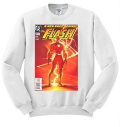 Sudadera Flash Comics Comics De Portada Marvel Superheroe en internet