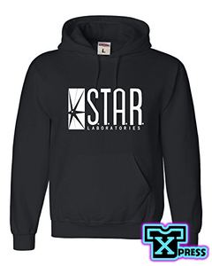 SUDADERA STAR LABORATORIES EXPRESS