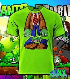 Playeras O Camisetas Html Zombie Plants Vs Zombies Todas Tll - Jinx