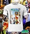 Playeras O Camisetas Disney Zootopia 1, 2 De Estreno Flash